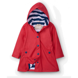 Hatley classic Red & Navy splash jacket - The Mango Tree