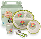 For Little Fingers Tortoise  Eco Dining Set - The Mango Tree