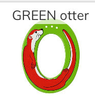 Animal Letter O - The Mango Tree