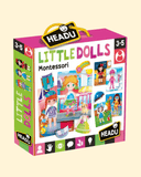 Headu My Little Dolls Montessori - The Mango Tree