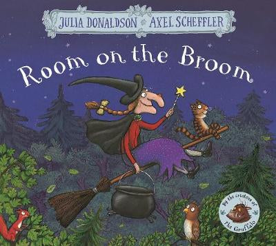 ROOM ON THE BROOM (Hardback) - The Mango Tree