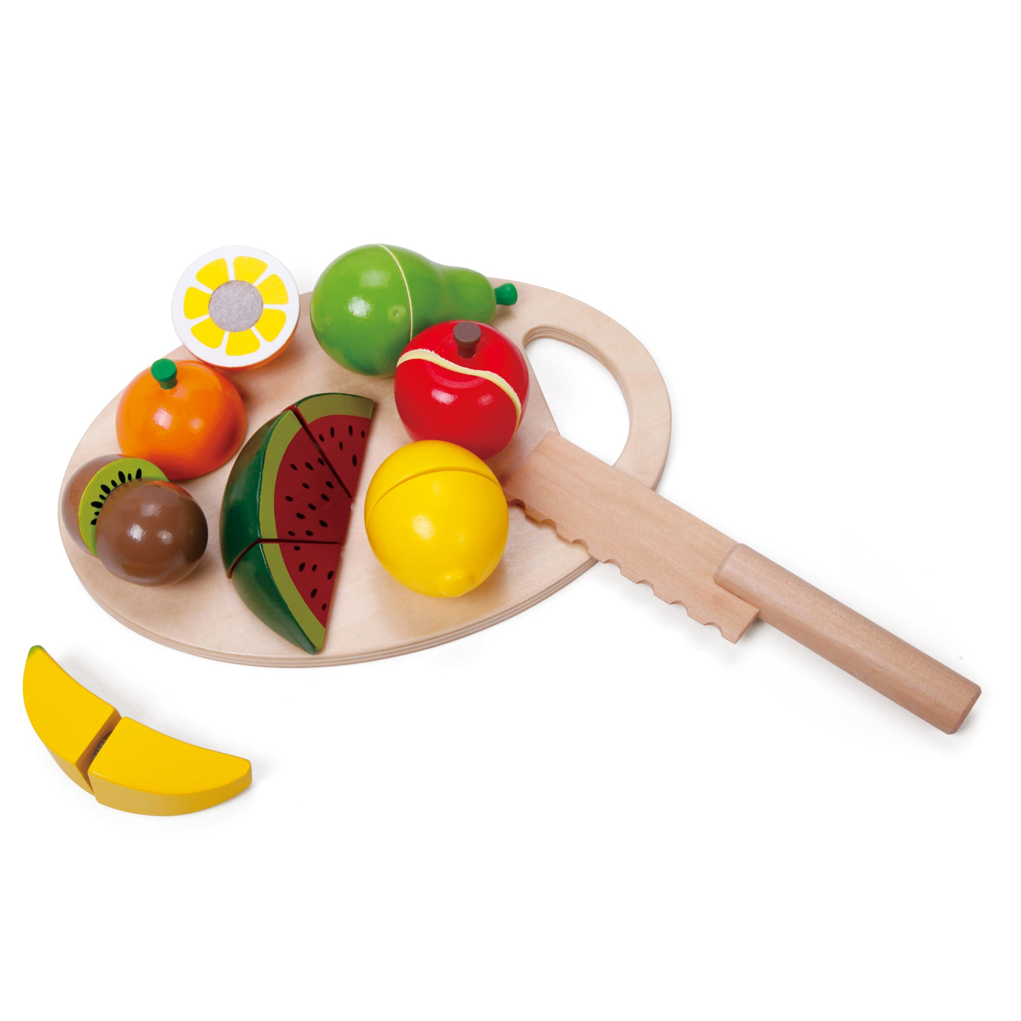 Classic World Cutting Fruit Set - The Mango Tree