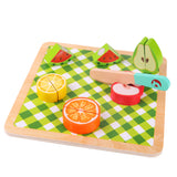 Classic World - Cutting fruit Puzzle - The Mango Tree