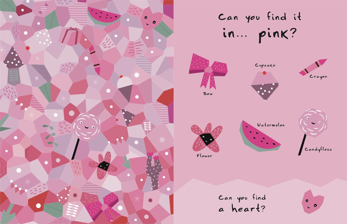 Wee Gallery Can You Find It? Book - The Mango Tree