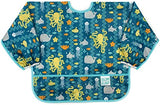 BumKins Sea Friends  Sleeved Bib - The Mango Tree
