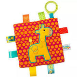 Mary Meyers Giraffe Crinkle Teether - The Mango Tree