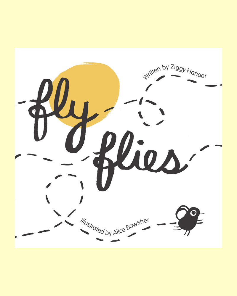Fly flies  Book - The Mango Tree