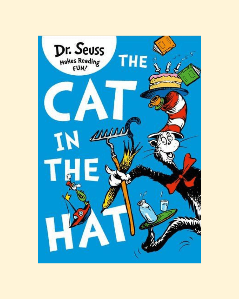 CAT IN THE HAT (Story Sack) - The Mango Tree