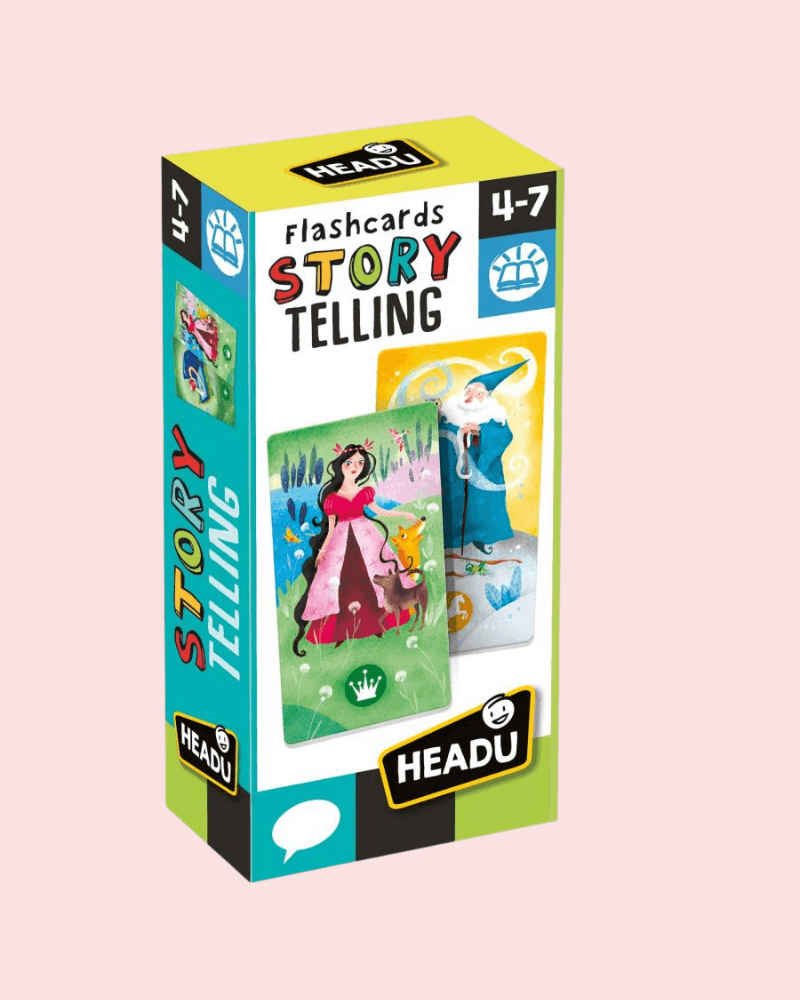 Headu Storytelling Flash Cards - The Mango Tree