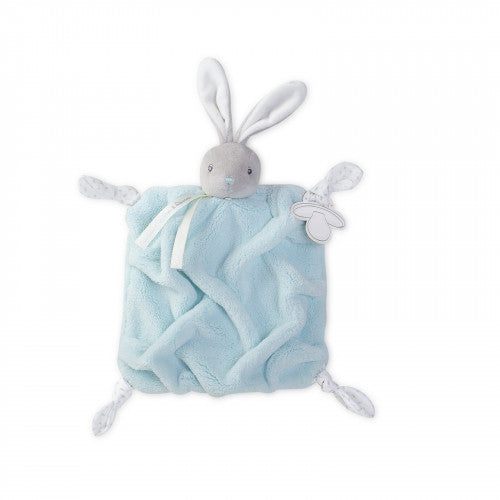 Kaloo Doudou rabbit Aqua - The Mango Tree