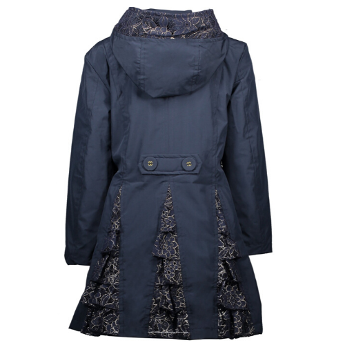 Lechic Coat with Lace Detail - The Mango Tree