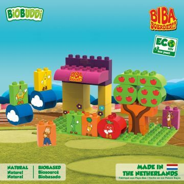 BiOBUDDi Biba - Market Stall - The Mango Tree