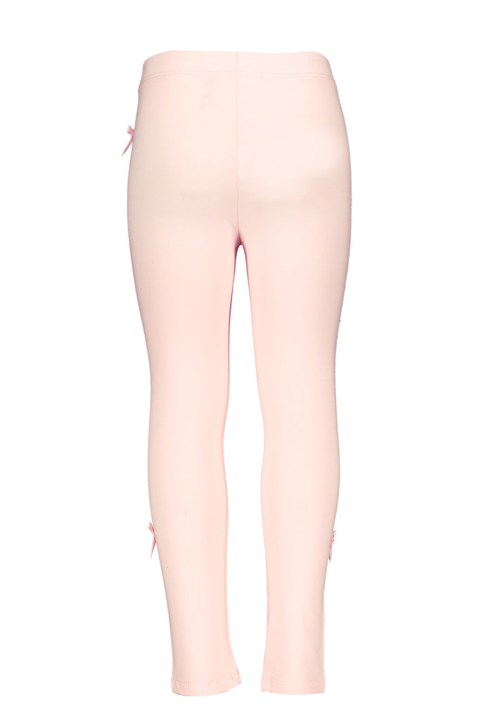 Lechic Pink rhinestone leggings - The Mango Tree