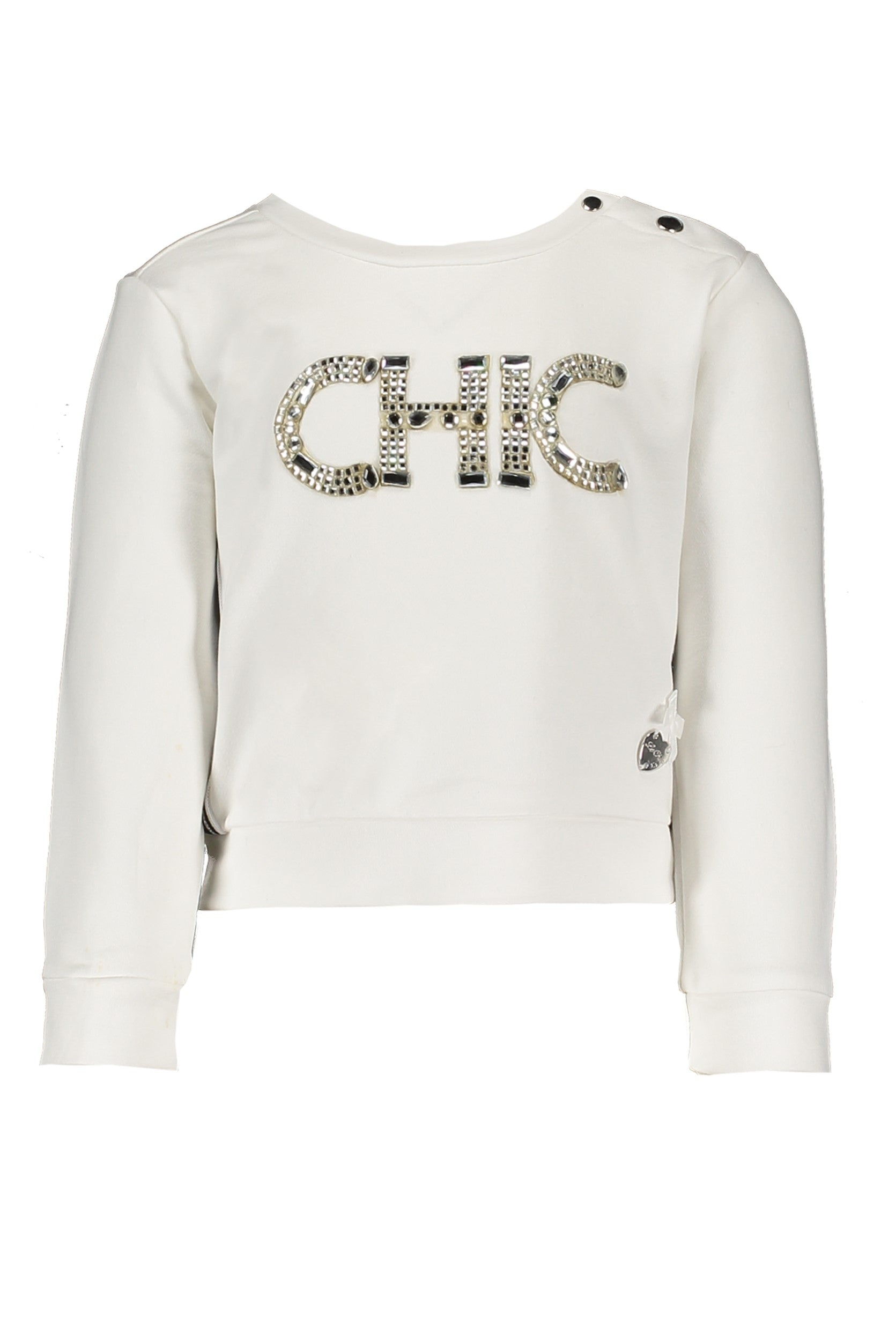 Lechic White Chic Sweater - The Mango Tree