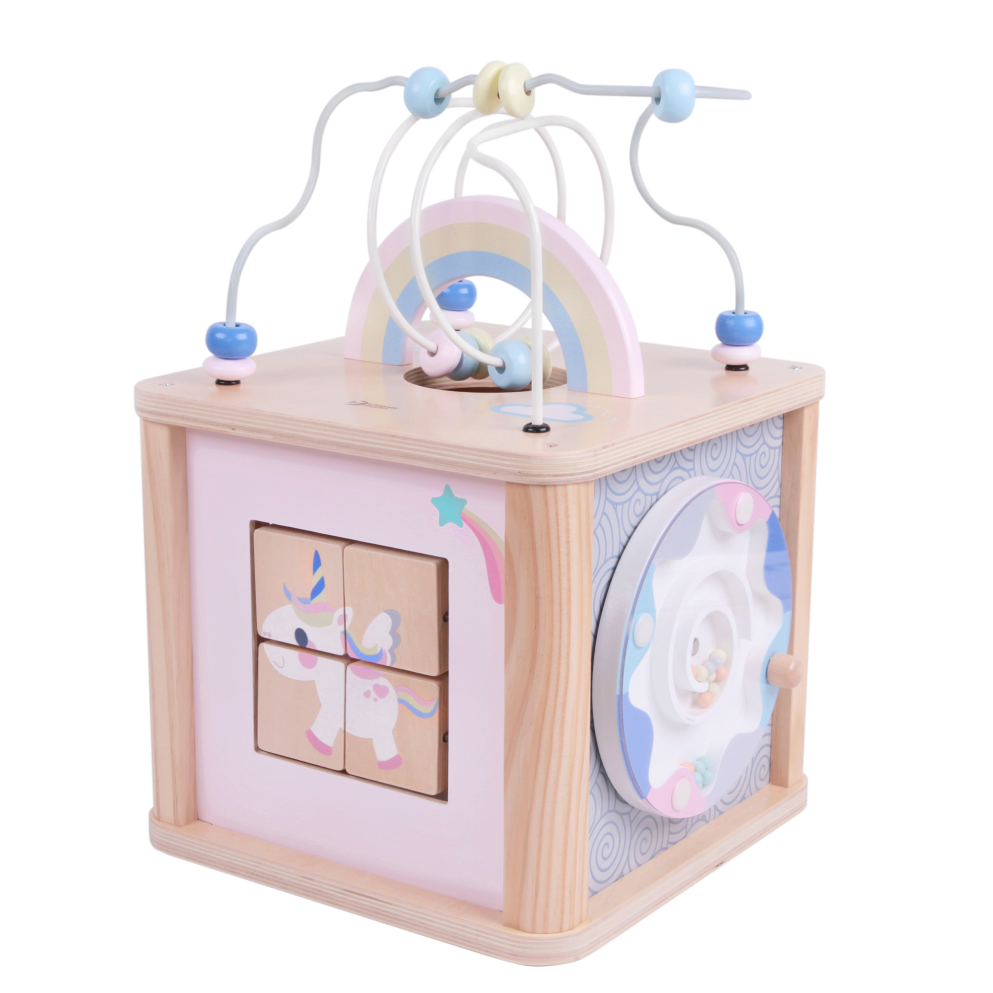 Classic world Dream Activity Cube - The Mango Tree