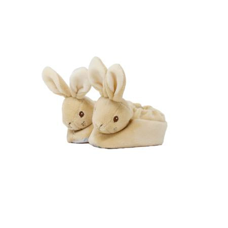 Peter rabbit first booties - The Mango Tree