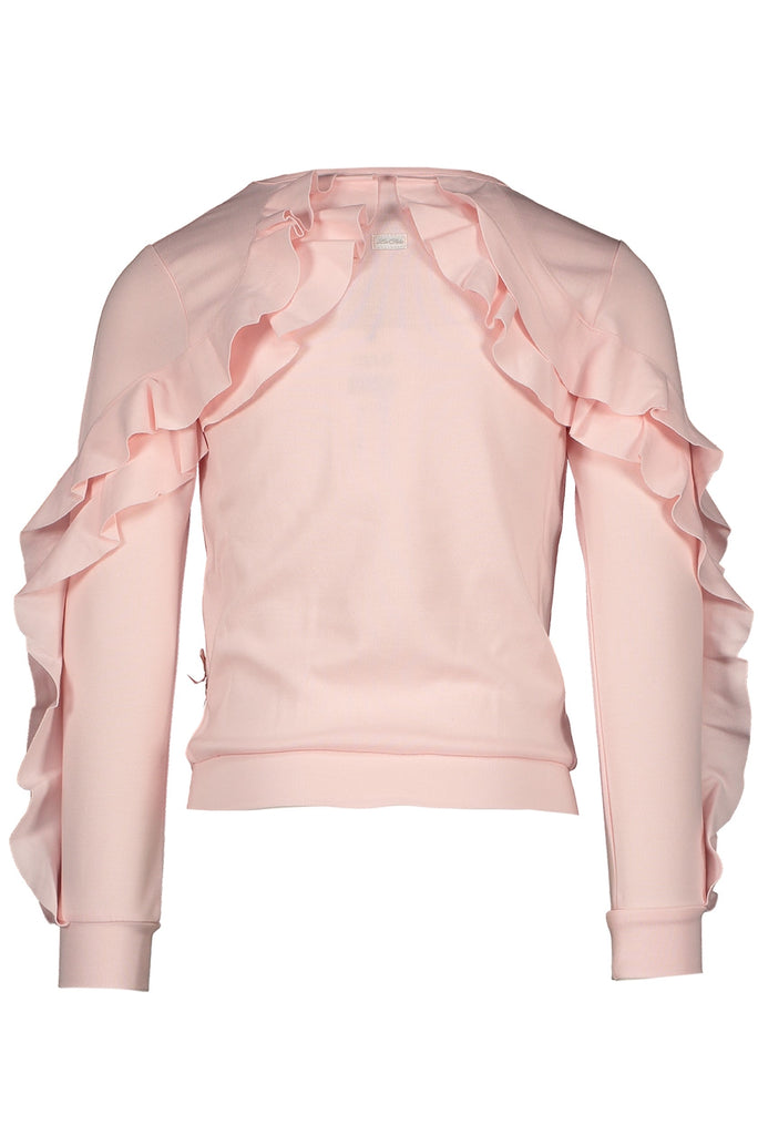 Lechic Frill Sweater Le Chic Royale - The Mango Tree