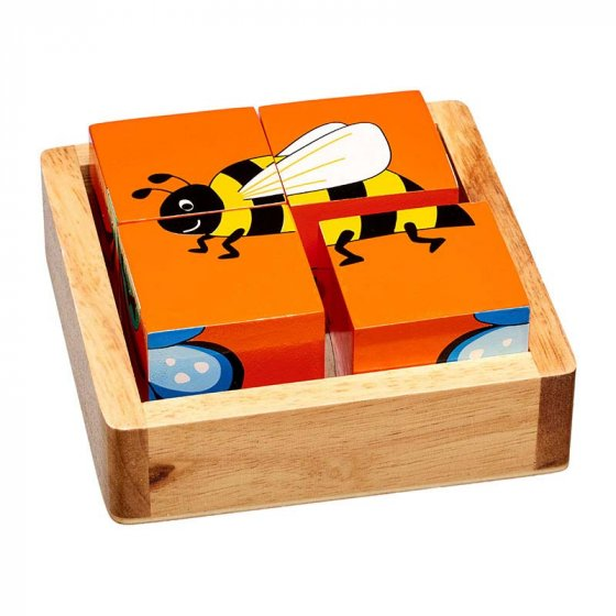 Lanka Kade mini beast block puzzle - The Mango Tree