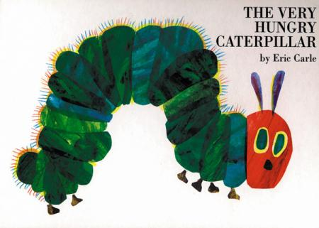 Very Hungry Caterpillar Board Book - The Mango Tree