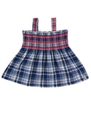 Lilly&Sid Reversible Check Sundress - The Mango Tree