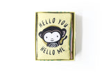 Soft Cloth Book - Wee Hello You - The Mango Tree