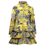 Lechic Coat Animal Paradise - The Mango Tree
