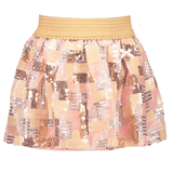 Lechic Square Sequin Skirt - The Mango Tree