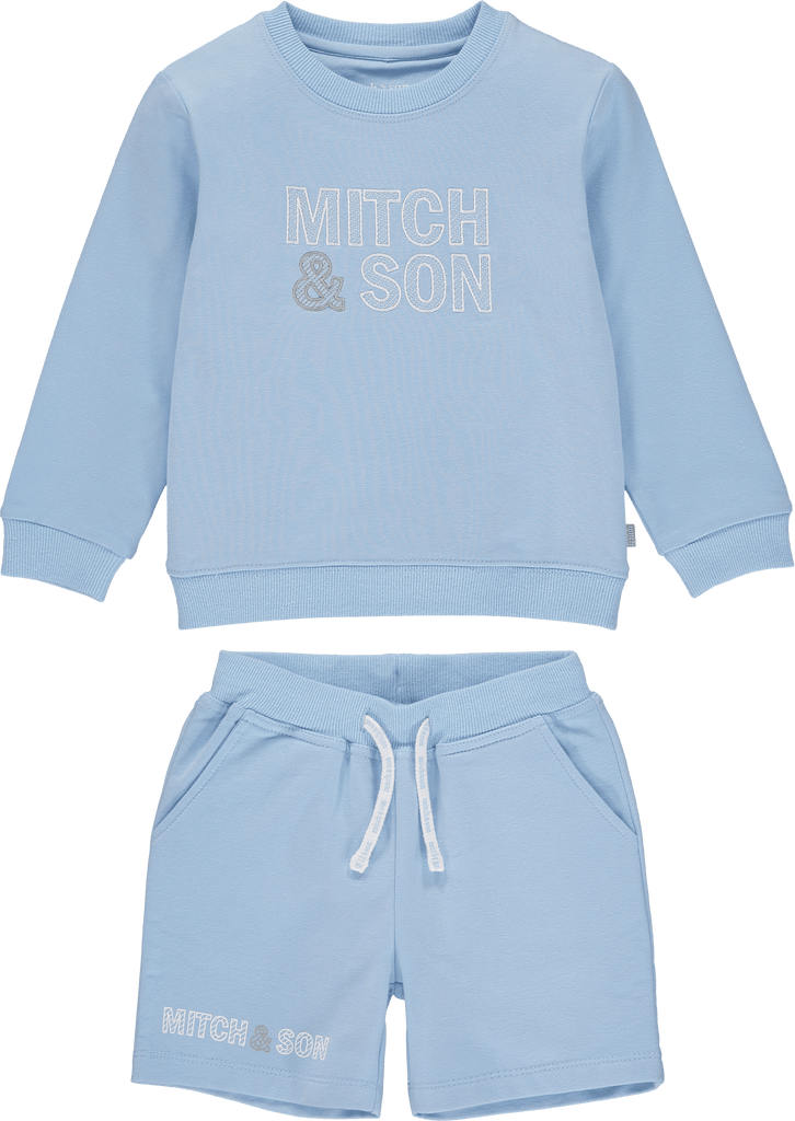 Mitch&son Sweat Short Set - The Mango Tree