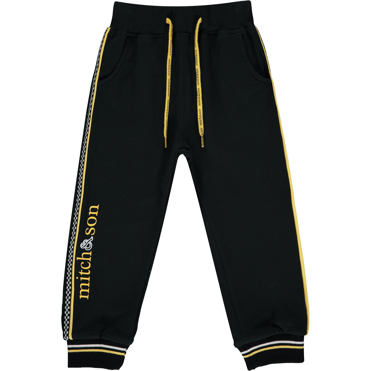 Mitch and Son Crew Neck Tracksuit - The Mango Tree
