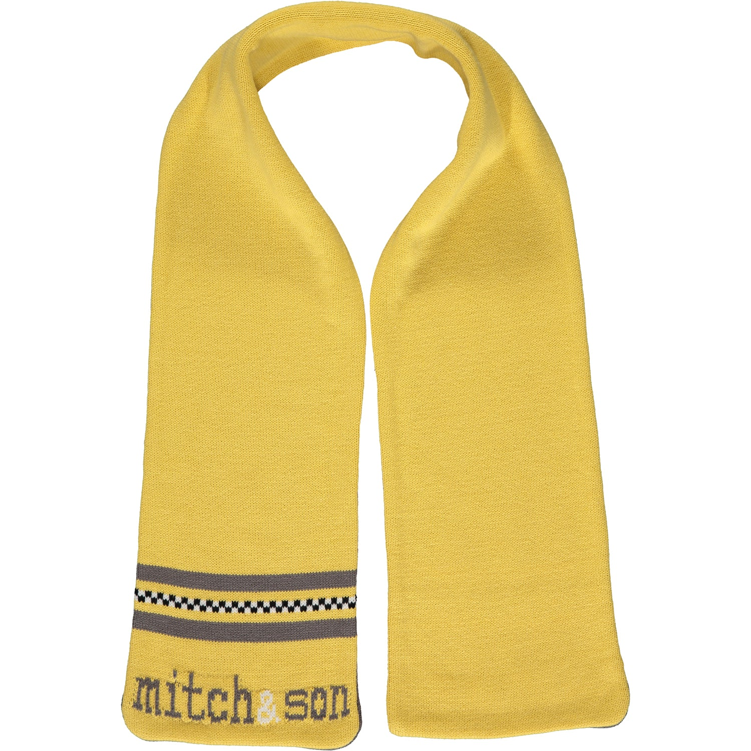 Mitch and Son Reversible taxi Scarf - The Mango Tree