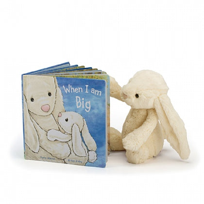 JellyCat When I Am Big Book (Story Sack) - The Mango Tree
