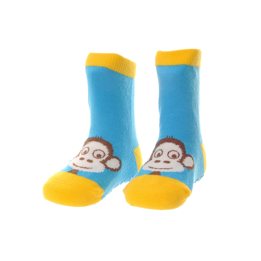 Ziggle Marley Monkey Socks Set - The Mango Tree