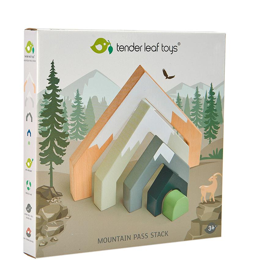 Tender leaf Mountain pass stack - The Mango Tree