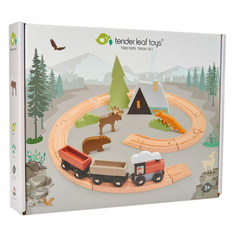 Tender leaf Treetops Train Set - The Mango Tree