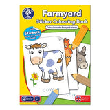 Orchard Farmyard Colouring Book - The Mango Tree