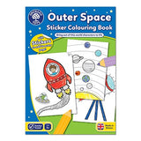 Orchard Outer Space Colouring Book - The Mango Tree