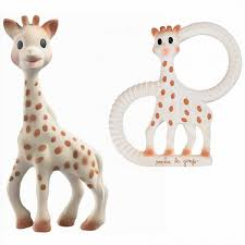 Sophie la girafe Sophiesticated The Teether Set - The Mango Tree