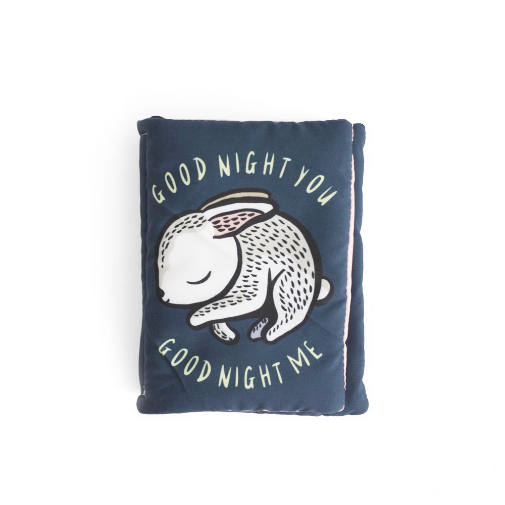 Soft Cloth Book - Goodnight You - The Mango Tree