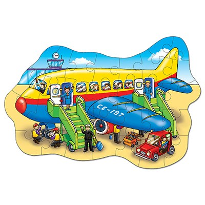 Orchard Big Areoplane Jigsaw Puzzle - The Mango Tree