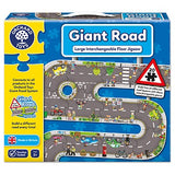 Orchard Giant Road Jigsaw - The Mango Tree