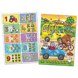 Orchard Look and Find... Number Jigsaw - The Mango Tree