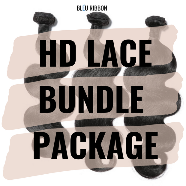 HD LACE + BUNDLE PACKAGE