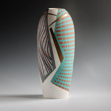 Load image into Gallery viewer, White Porcelain Vessel #5
