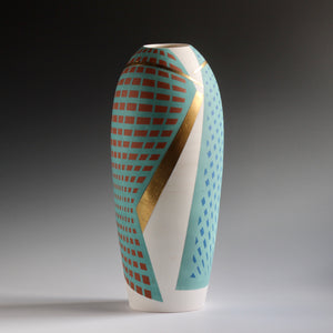 Porcelain Pot Number 5