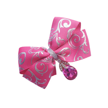 Load image into Gallery viewer, Bollywood style ribbon boutique bows in various colours