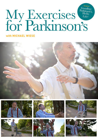 My Exercises for Parkinson's with Michael Wiese : Video Download