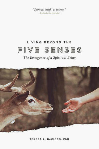 LIVING BEYOND THE FIVE SENSES: <span>The Emergence of a Spiritual Being</span>