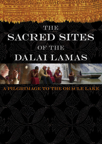 The Sacred Sites of the Dalai Lamas (DVD)