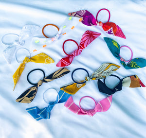 OLA hairbow ties - Half Past Three Clothing