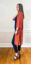 Load image into Gallery viewer, FREIDA midi kimono - Half Past Three Clothing